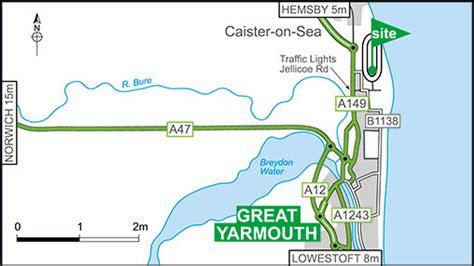 Great Yarmouth Racecourse Club Site  The Caravan Club