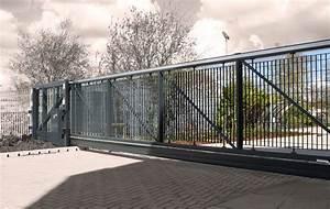 Avon Cg1000 Cantilever Sliding Gate Automatic Sliding Gates