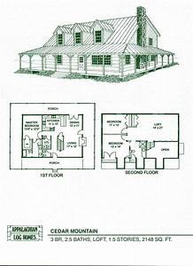 log home floor plans cabin kits appalachian homes also 1 With log cabin home designs and floor plans