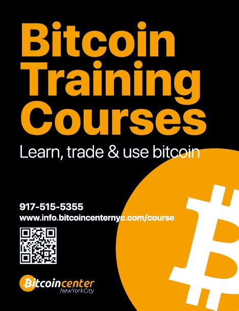 Bitcoin center nyc founder nick spanos is a keynote speaker for coinvention. Bitcoin Center NYC Offering Updated Weekly Training Courses! - Bitcoin Center NYC