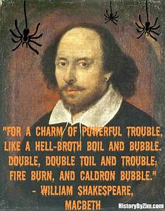 In Their Words: William Shakespeare – History By Zim