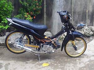 Honda Wave 100 Modified
