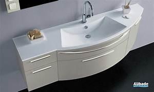 meubles salle de bains et plan vasque stocco vela espace With salle de bain design avec salle de bain plan vasque