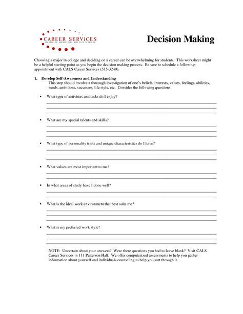 worksheet decision worksheet grass fedjp