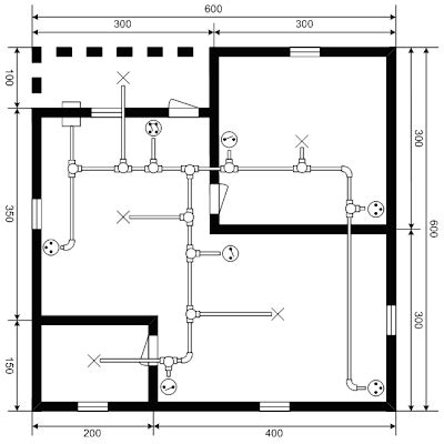 pemasangan listrik rumah tipe  desain rumah rumah