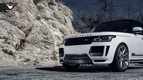 vorsteiner range rover veritas wallpaper hd car