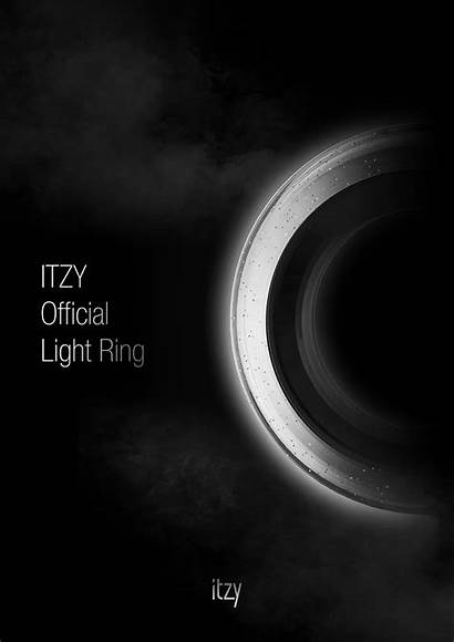 Itzy Ring Official Lightstick Teaser Lightring Midzy