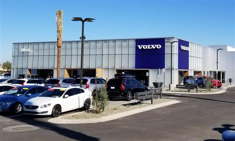 Volvo Cars Gilbert Opens In East Valley