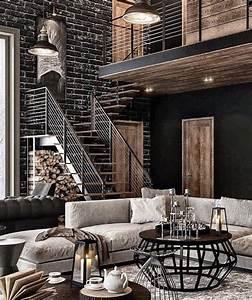 Nine, Ways, To, Incorporate, Industrial, Chic, Interior, Design