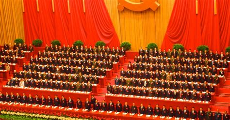 national congress   communist party  china