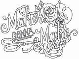Sewing Coloring Embroidery Machine Tattoo Quote Wicked Colouring Sister Urban Quotes Threads Adult Tattoos Thread Urbanthreads Knitting sketch template