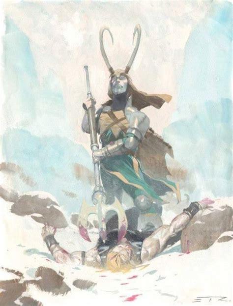17 Best Images About Comic Art Loki On Pinterest Loki
