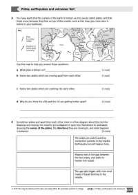 It is my hope that this is not only addictive for your students, but addictive for you as well! Plate Tectonics Worksheet Answers - Nidecmege