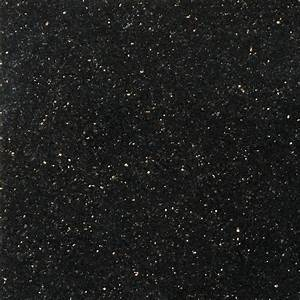 Emser Granite Galaxy Black Polished 12.01 in. x 12.01 in ...