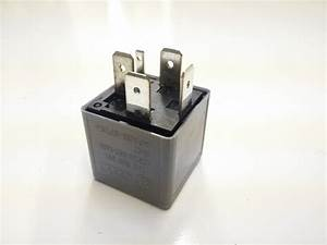 2005 Volkswagen Beetle Convertible Accessory Power Relay
