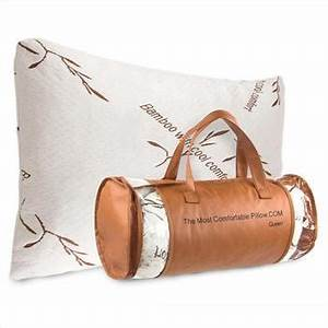 hotel comfort prestige collection queen size bamboo pillow With bamboo pillow warranty