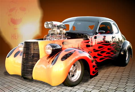 Hot Rod Computer Wallpapers, Desktop Backgrounds