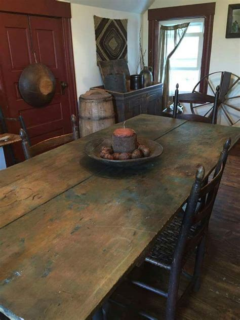 primitive country table ls 612 best images about primitive decor and ideas on