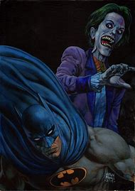 Batman Joker deviantART