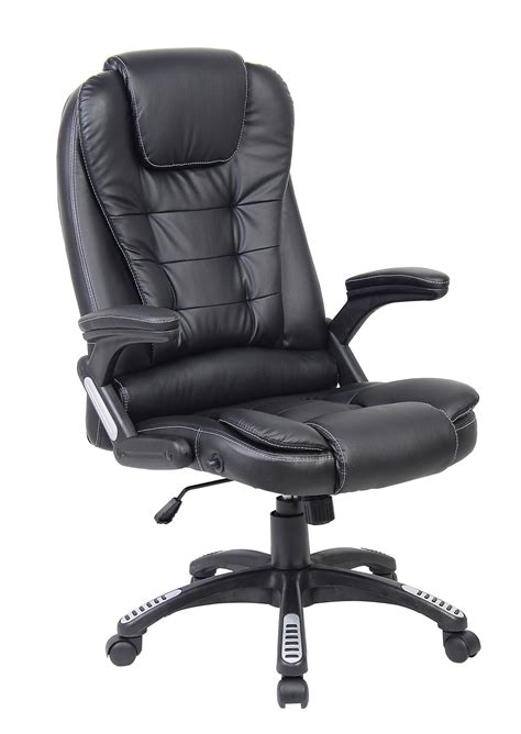 swivel luxury reclining office furniture computer desk