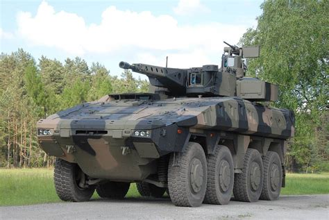 British Army Re-joins Boxer Programme In Step Towards New