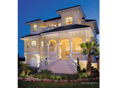 italian style house plans appeared  america     remained popular