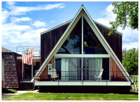 aframe homes a frame housing triangular and shaped homes date