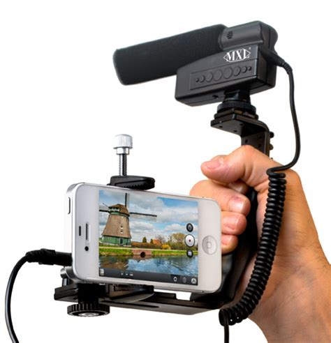 use phone as microphone mxl 174 microphones multimedia mm ve001 videographer s