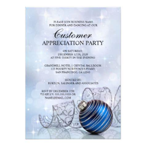 Client Appreciation Party Invitations & Announcements