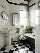 Bathrooms With Black And White Tile by 40 Black And White Bathroom Floor Tile Ideas And Pictures