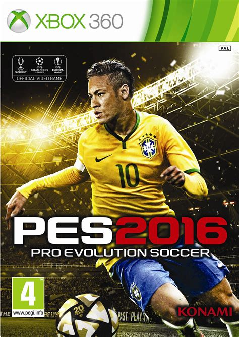 PES 2016 Cover – FIFPlay