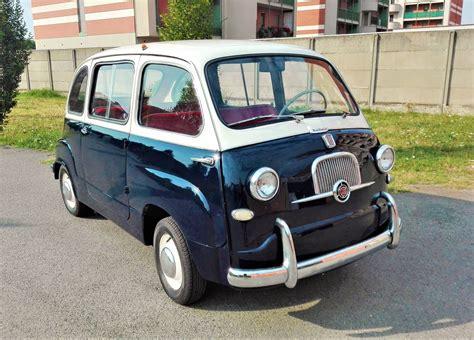 Fiat Multipla For Sale by Fiat Multipla 600 1956 For Sale Prewarcar
