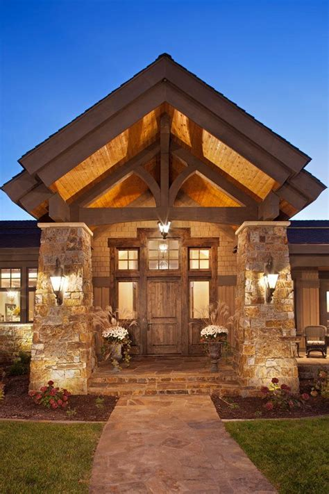 image result  gable entry designs brick ranch porch roof exterior house colors