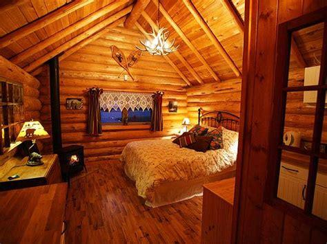 romantic log cabins  log cabin fireplaces cozy log