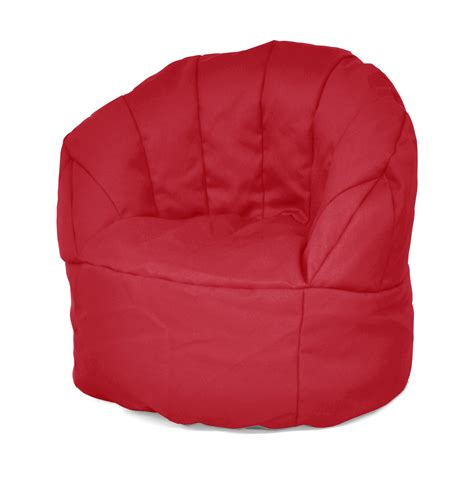 crb solid bean bag chair shop your way
