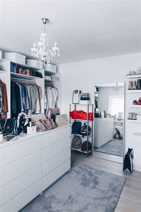 Ankleidezimmer Ikea Ideen by Die Besten 25 Begehbarer Kleiderschrank Ikea Ideen Auf