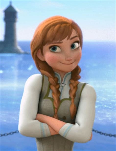 gif frozen anna eyes discover share gifs