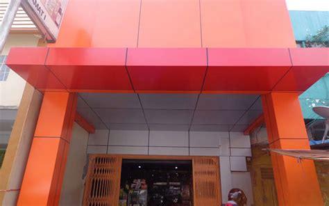 canopy aluminum composite panel aluminum composite panel supplier