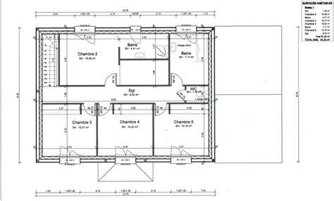 plan chambre parentale avis plan pour étage avec 4 chambres suite parentale