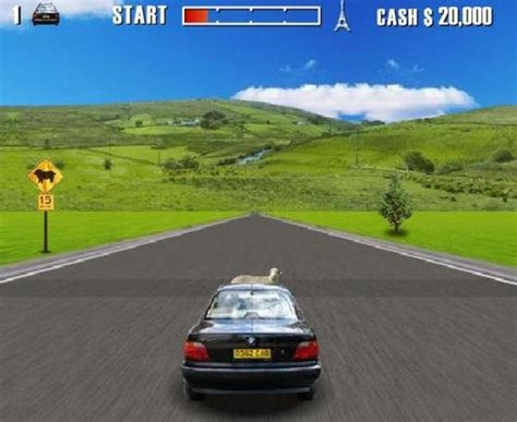 Car Games @ Top Speed