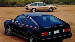 U00bb 1982 Chevrolet Cavalier Cl Type 10 Vs Toyota Corolla Sr5