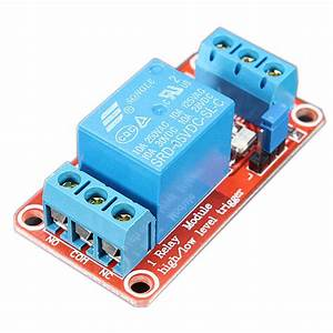 5v 1 Channel H  L Level Trigger Optocoupler Relay Module