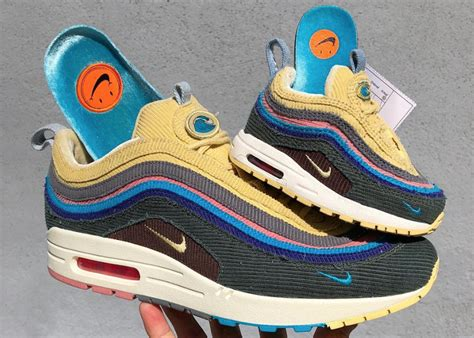 Sean Wotherspoon Air Max 197 In Toddler Sizes