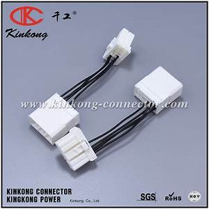 10 Pin Wiring Harness : wire harness with 10 pin electrical connectors wb005 ~ A.2002-acura-tl-radio.info Haus und Dekorationen