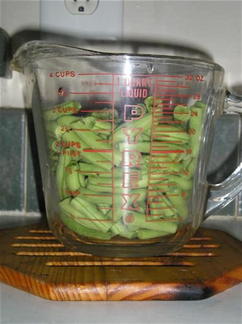 cups in a pound how many cups of fresh green beans equal a pound new life on a homestead homesteading blog