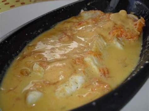 cuisiner le filet de cabillaud filet de cabillaud au curry et lait coco aurélie cuisine