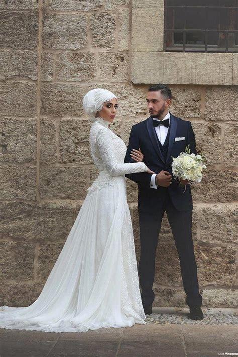 amazing ivory wedding hijab hijabiworld
