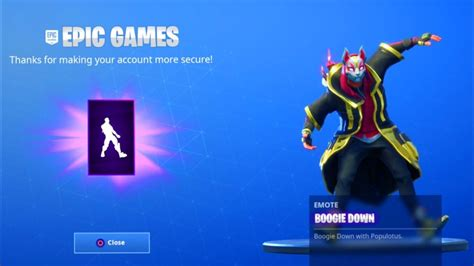 add  factor authentication  epic games account