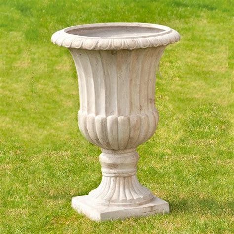 garden urns 14 large outdoor planters and urns