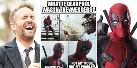 15 Memes That Show Deadpool Makes Too Much Sense